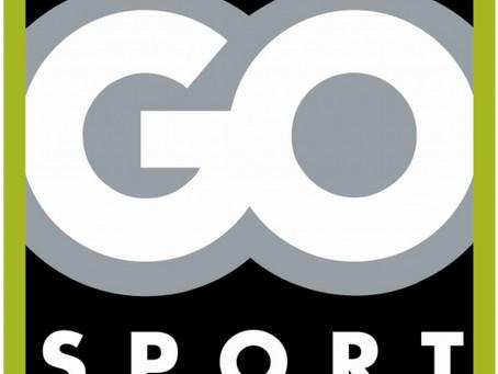 Nagelnieuwe partner: GO Sport