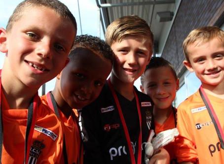 Sporting Charleroi vervangt West Ham United