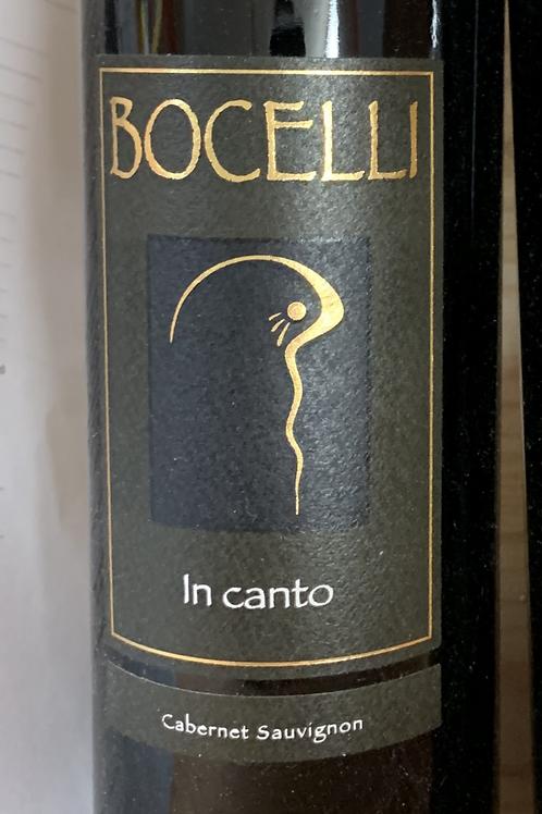 Bocelli In Canto Cabernet Sauvignon