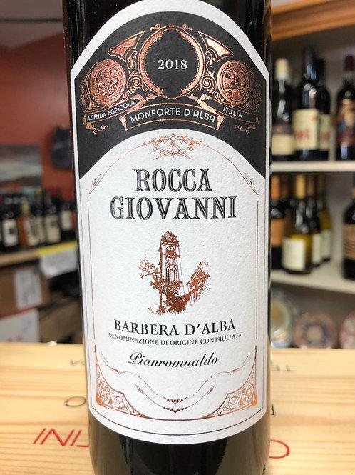 Rocca Giovanni Barbera D'Alba