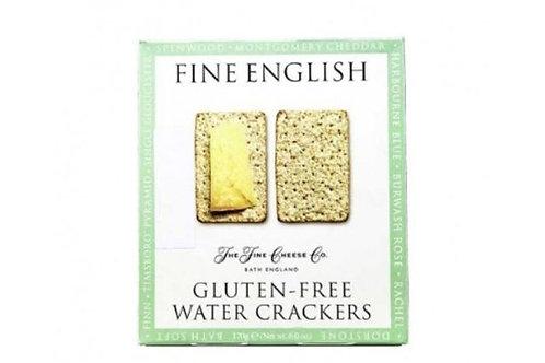 Water Crackers Gluten Free