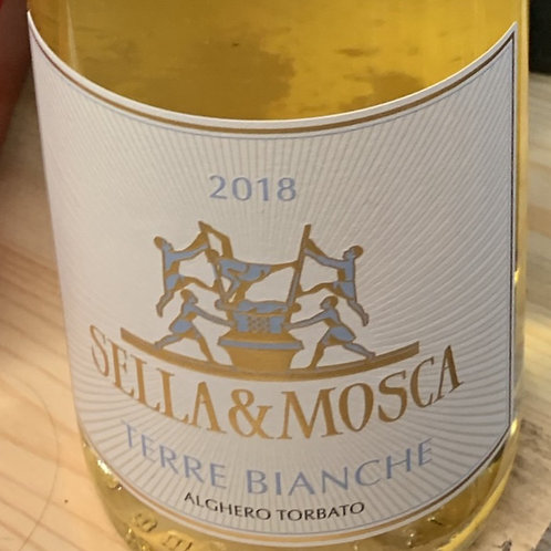 Sella & Mosca Terre Bianche 2018