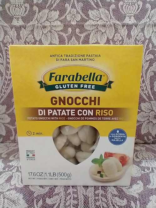 Farabella Gluten Free Gnocchi