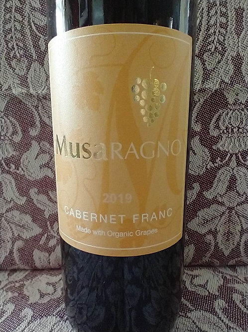 Musaragno Cabernet Franc 2019