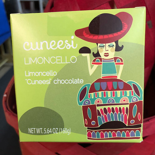 Cuneesi Limoncello Chocolate