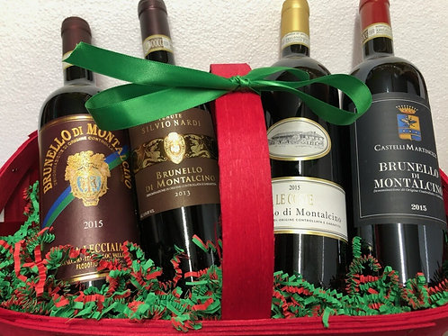 Brunello di Montalcino Gift Basket - in store only