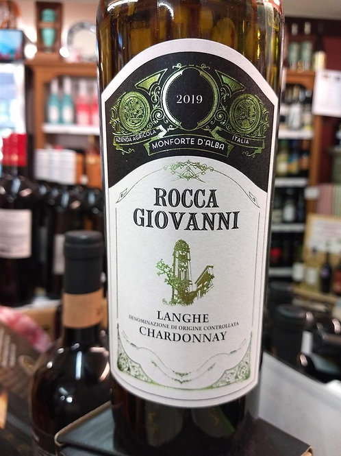 Rocca Giovanni Chardonnay 2019