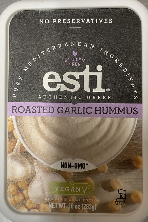 Esti Roasted Garlic Hummus