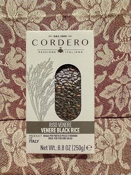 Cordero Venere Black Rice