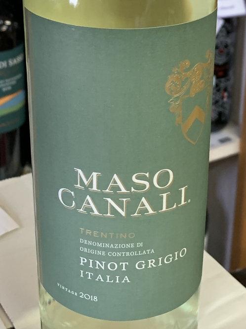Maso Canali Pinot Grigio 2018