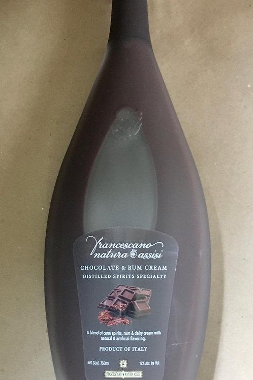Francescano Chocolate & Rum Cream