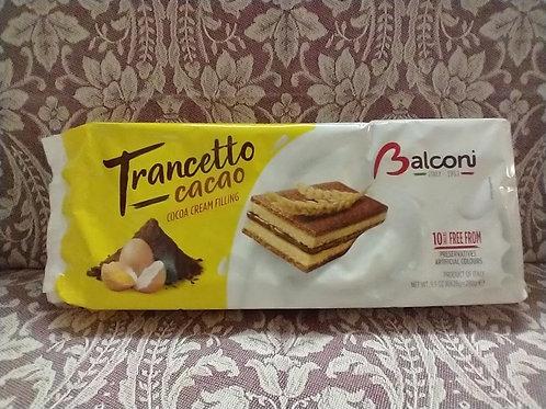 Balconi Trancetto Cacao Snack Cakes