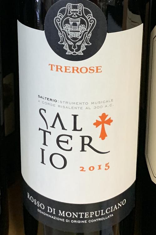 Tre Rose Saltero Rosso Di Montepulciano 2015