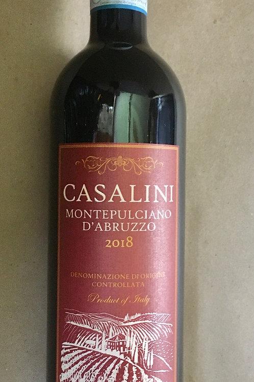 Casalini Montepulciano D' Abruzzo