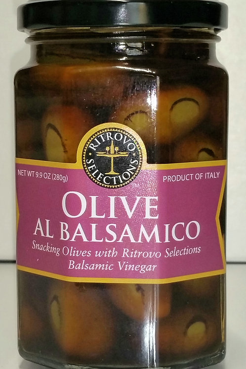 Olives in Balsamic Vinegar
