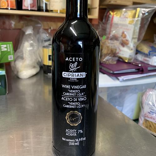 Cipriani Red Wine Vinegar