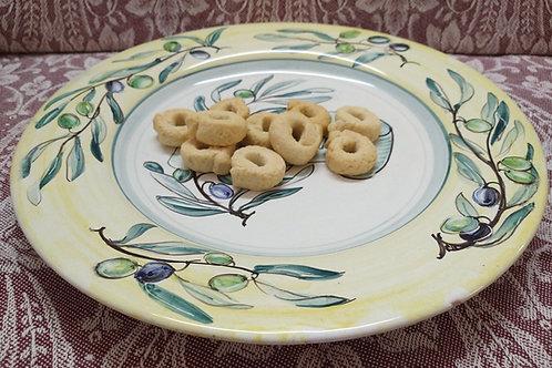 Rampini 28cm Dinner Plate Olives