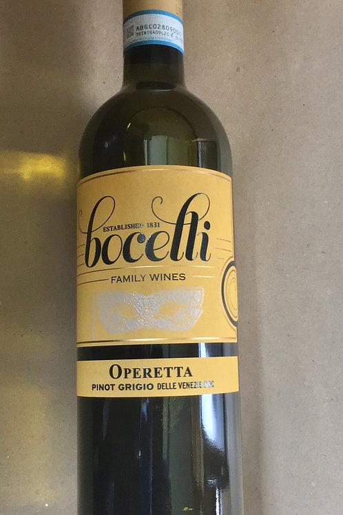 Bocelli Operetta Pinot Grigio
