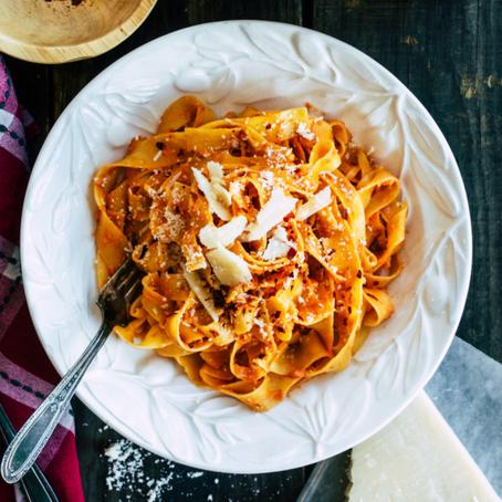 Tuscany Wine Dinner Recipes