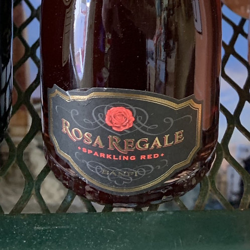 Rosa Regale Mini Bottle