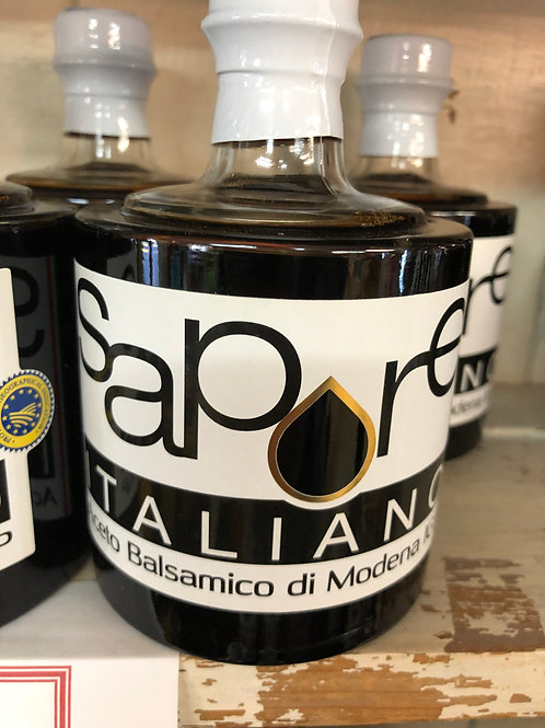 Sapore Italiano White Label Balsamic Vinegar