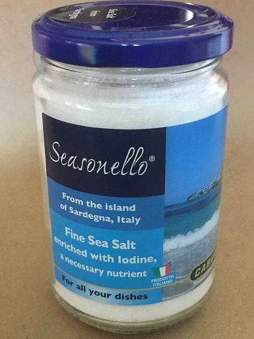 Sea Salt (Fine) - Seasonello
