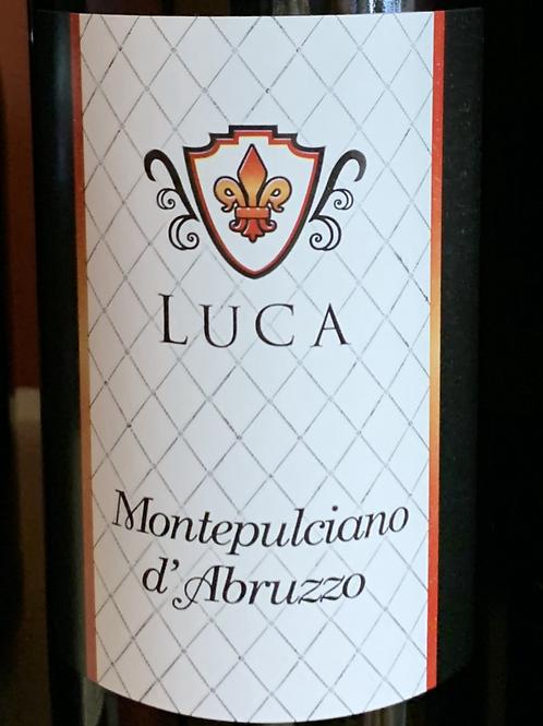 Luca Montepulciano d'Abruzzo 2018 DOC