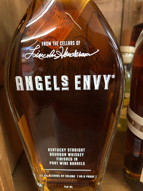 Angels Envy, KY Straight Bourbon Whiskey