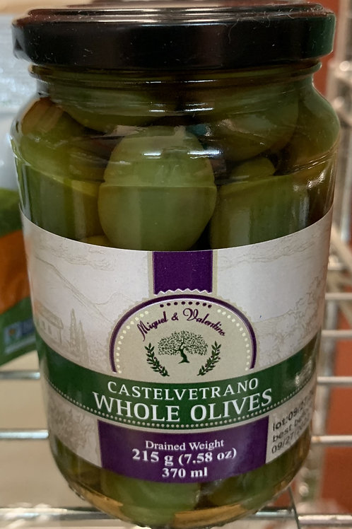 Castelvetrano Whole Olives
