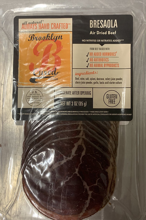 Uncured Bresaola