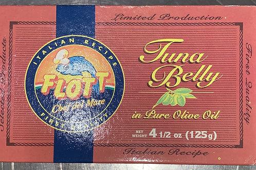 Tuna Belly in Pure Olive Oil
