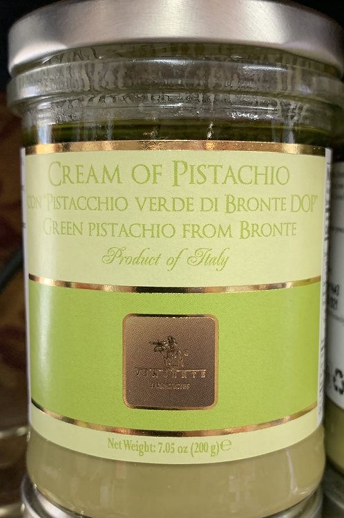Cream of Pistachio