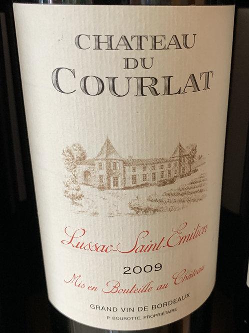 Chateau Du Courlat Bordeaux 2009