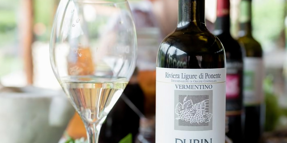 SAVE THE DATE: June 26th Ligurian Zoom Wine Dinner!