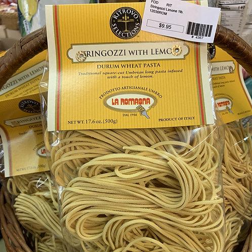 Stringozzi with Lemon