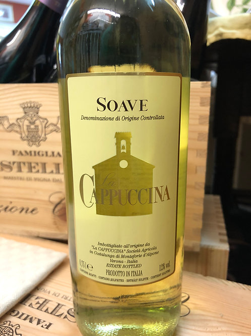 Soave Capuccina, Store pick up only