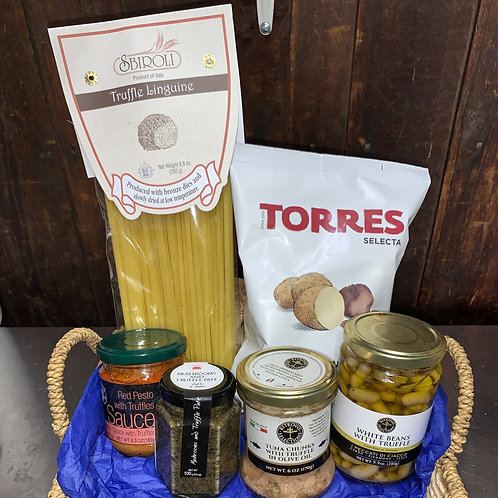 Truffle Lovers Gift Basket