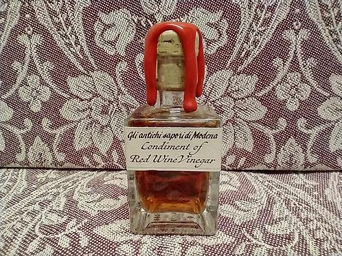 Red Wine Vinegar Condiment, Mini