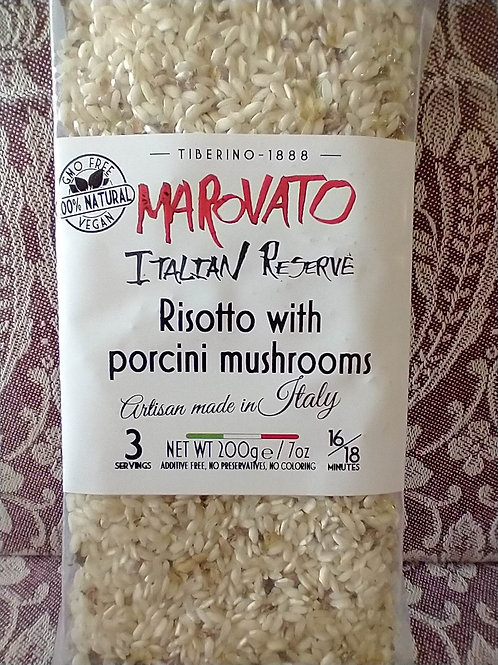 Marovato Risotto w/Porcini Mushrooms