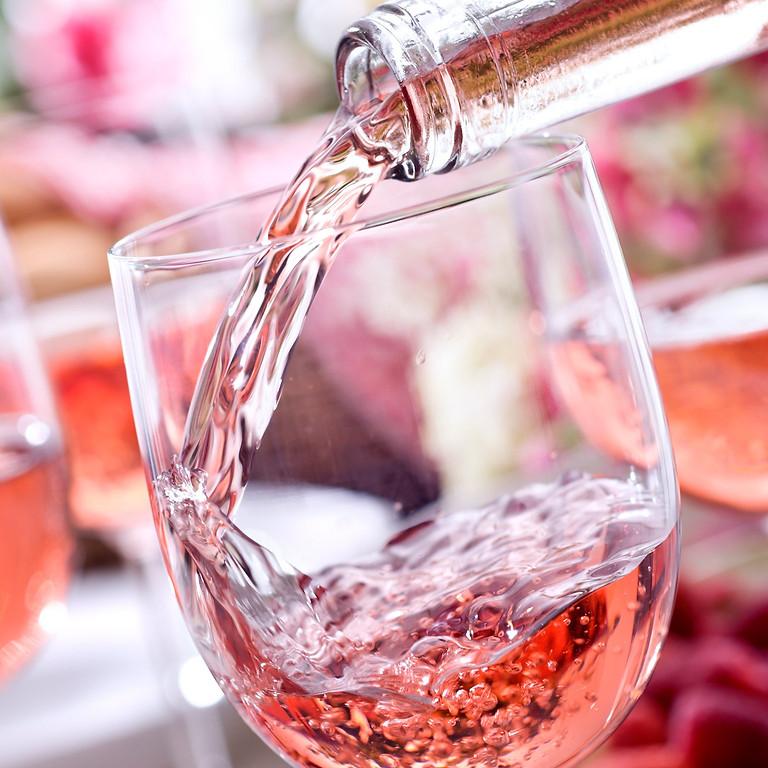 Celebrate National Rosé Day 2021 Saturday June 12th!