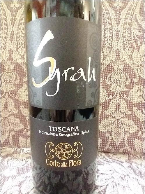 Corte Alla Flora Syrah Toscana IGT