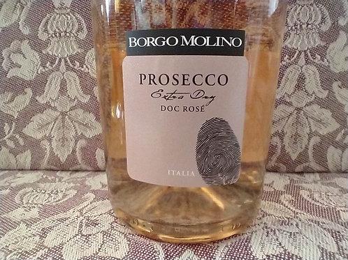 Borgo Molino Prosecco Rose Extra Dry DOC