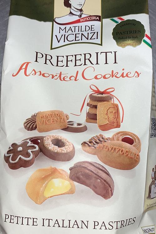 Prefereti Assorted Cookies