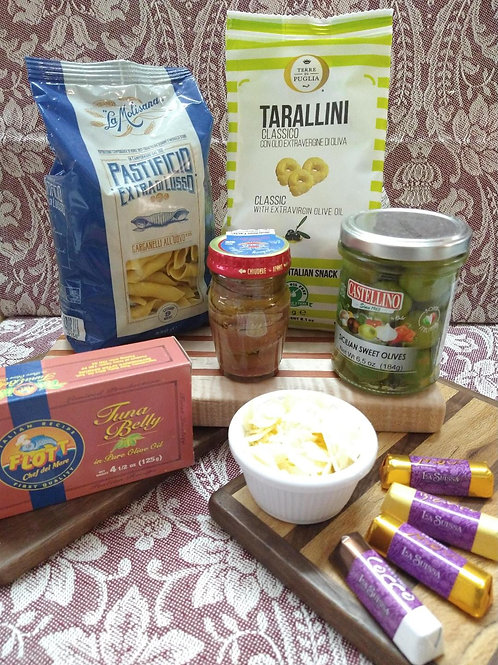Italian Pasta Dinner Subscription Shipping Included  - 3 Months