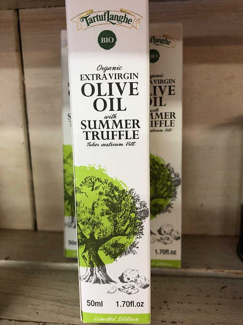 Extra Virgin Olive Oil with Summer Truffle