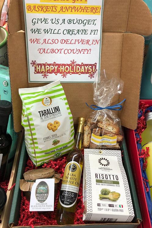 Happy Holiday Gift Box