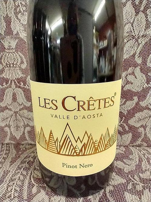 Les Cretes Pinot Nero 2019
