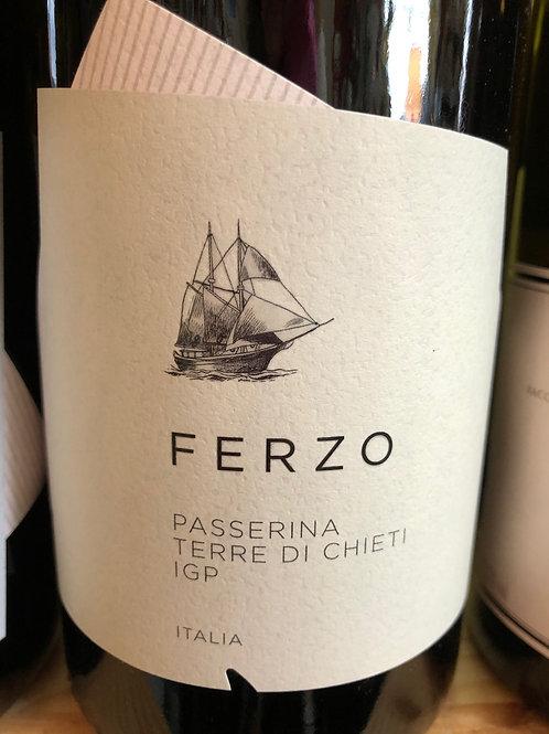Ferzo Passerina White Wine