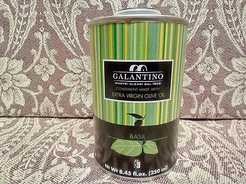 Galantino Basil Extra Virgin Olive Oil