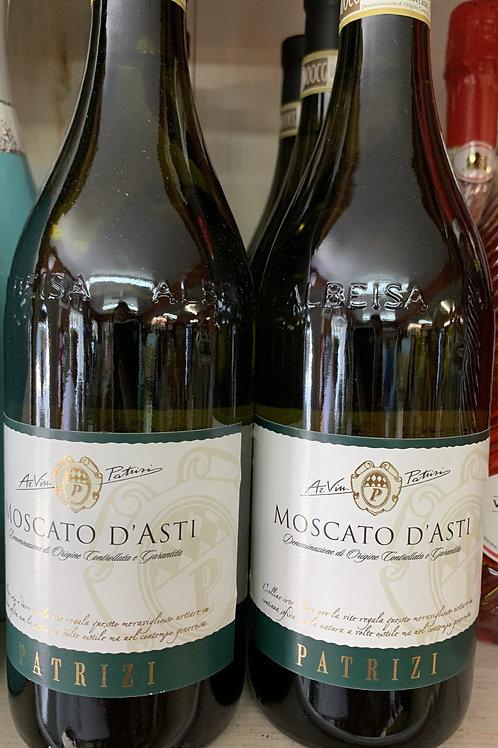 Patrizi Moscato D'Asti 2019 DOCG